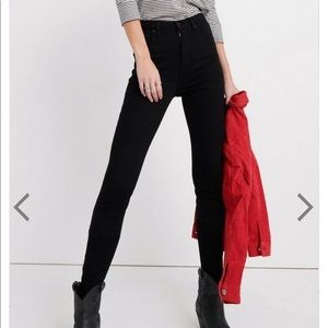 Lucky Brand Bella Skinny - Ultra High Rise